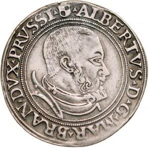 Prusy Książęce, Albrecht Hohenzollern 1525-1568, Szóstak 1535, Królewiec.