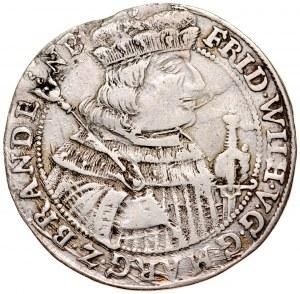 Prusy Książęce, Fryderyk Wilhelm 1641-1688, Ort 1656 CM, Królewiec.