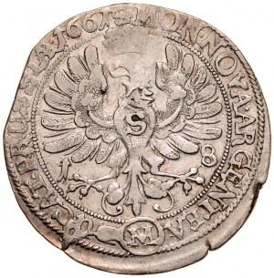 Prusy Książęce, Fryderyk Wilhelm 1641-1688, Ort 1661, Królewiec.
