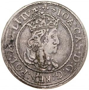 Jan II Kazimierz 1649-1668, Szóstak 1652, Wilno. RRR.