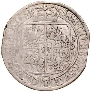 Jan II Kazimierz 1649-1668, Ort 1657 A-T, Poznań, RR.