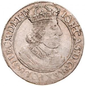 Jan II Kazimierz 1649-1668, Ort 1656 G-R, Gdańsk.