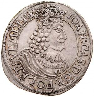 Jan II Kazimierz 1649-1668, Ort 1655 HI-L, Toruń.