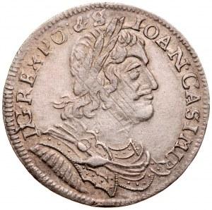 Jan II Kazimierz 1649-1668, Ort 1652 MW, Wschowa.