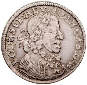 Jan II Kazimierz 1649-1668, Ort 1651 C-G/21, Bydgoszcz.