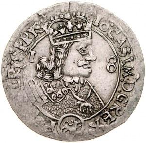 Jan II Kazimierz 1649-1668, Ort 1656, Lwów, RR.
