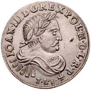 Jan III Sobieski 1674-1696, Ort 1684 TLB, Bydgoszcz.