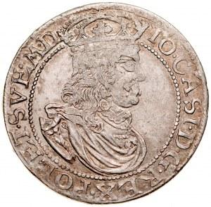 Jan II Kazimierz 1649-1668, Ort 1659 TLB, Kraków.