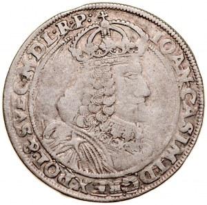 Jan II Kazimierz 1649-1668, Ort 1654 AT, Poznań.