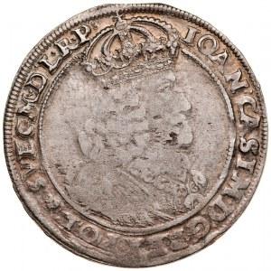 Jan II Kazimierz 1649-1668, Ort 1653 A-T, Poznań.