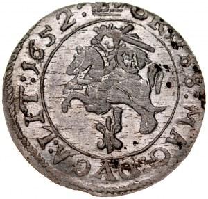 Jan II Kazimierz 1649-1668, Grosz 1652, Wilno.