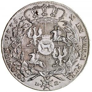 Stanisław August Poniatowski 1764-1795, Talar 1775, Warszawa.