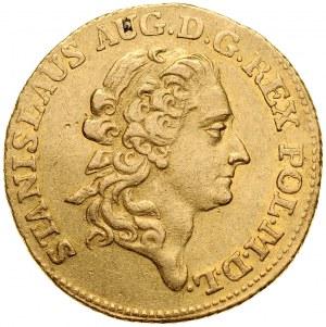 Stanisław August Poniatowski 1764-1795, Dukat koronny 1792 EB, Warszawa.