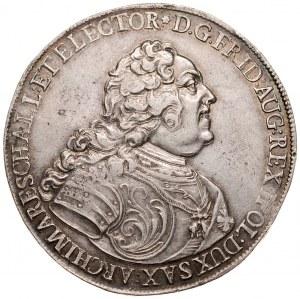 August III 1733-1763, Talar wikariacki 1740, Drezno.