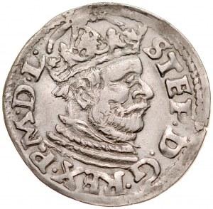Stefan Batory 1576-1586, Trojak 1585, Poznań.
