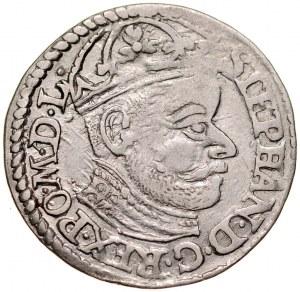 Stefan Batory 1576-1586, Trojak 1582, Olkusz.