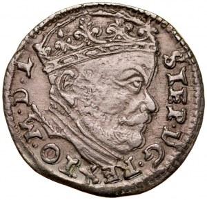 Stefan Batory 1576-1586, Trojak 1586, Wilno.