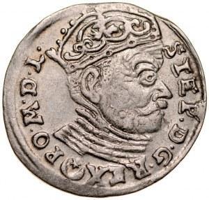 Stefan Batory 1576-1586, Trojak 1583, Wilno.