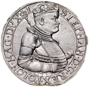 Stefan Batory 1576-1586, Talar 1586, Nagybanya.