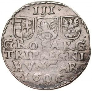 Transylwania, Stefan Bocskai 1605-1606, Trojak 1606.