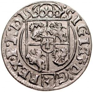 Zygmunt III 1587-1632, Półtorak 1619, Bydgoszcz.