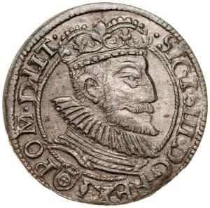 Zygmunt III 1587-1632, Grosz 1594, Olkusz.