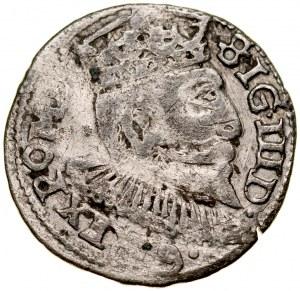 Zygmunt III 1587-1632, Imitacja, Trojak 1602.