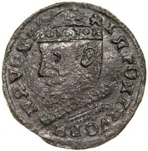 Zygmunt III 1587-1632, Imitacja, Trojak 1591?.