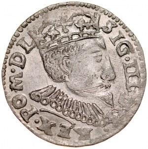 Zygmunt III 1587-1632, Imitacja, Trojak 1599.