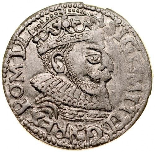 Zygmunt III 1587-1632, Imitacja, Trojak 1593.