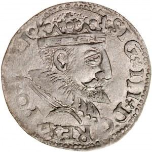 Zygmunt III 1587-1632, Imitacja, Trojak 1597.