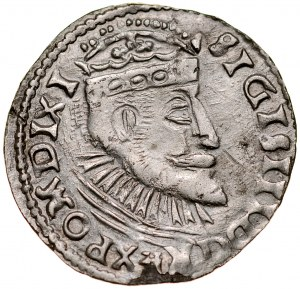 Zygmunt III 1587-1632, Imitacja, Trojak bez daty.