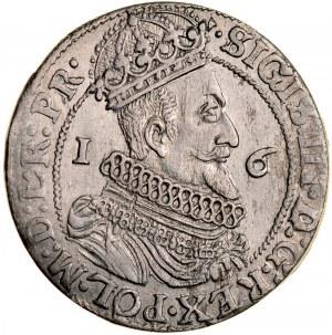 Zygmunt III 1587-1632, Ort 1624, Gdańsk.