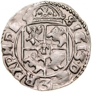 Zygmunt III 1587-1632, Półtorak 1616, Bydgoszcz.
