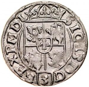 Zygmunt III 1587-1632, Półtorak 1617, Bydgoszcz.