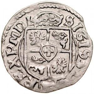 Zygmunt III 1587-1632, Półtorak 1614, Bydgoszcz.