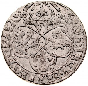 Zygmunt III 1587-1632, Szóstak 1626, Bydgoszcz.