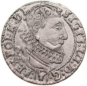 Zygmunt III 1587-1632, Szóstak 1627, Bydgoszcz.