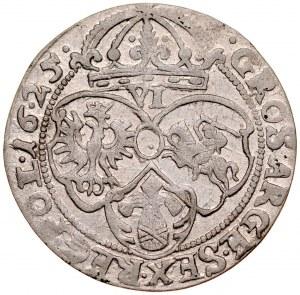 Zygmunt III 1587-1632, Szóstak 1625, Bydgoszcz.