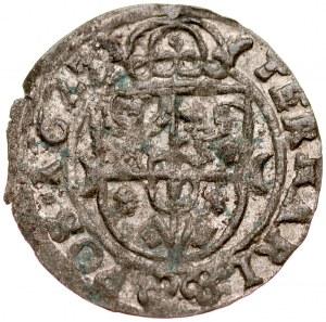 Zygmunt III 1587-1632, Ternar 1627, Poznań.