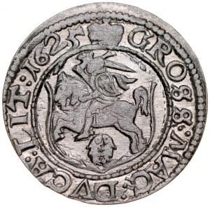 Zygmunt III 1587-1632, Grosz 1625, Wilno.