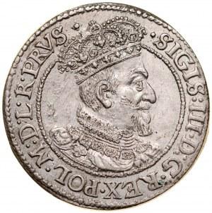 Zygmunt III 1587-1632, Ort 1618, Gdańsk.