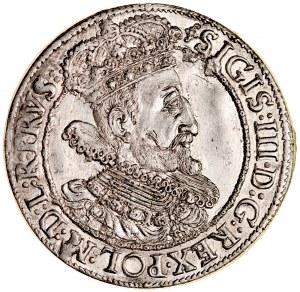Zygmunt III 1587-1632, Ort 1616, Gdańsk.
