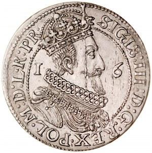 Zygmunt III 1587-1632, Ort 1623, Gdańsk.