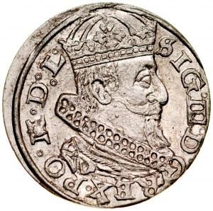 Zygmunt III 1587-1632, Grosz 1626, Wilno.