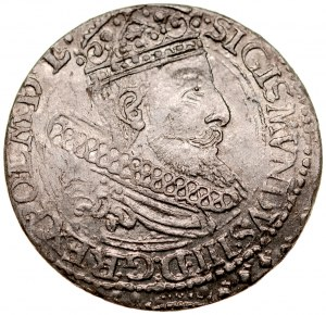 Zygmunt III 1587-1632, Grosz 1604, Kraków.