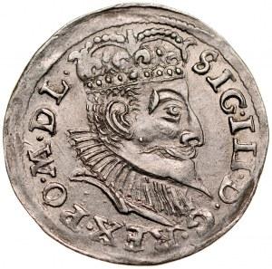 Zygmunt III 1587-1632, Trojak 1597, Poznań.