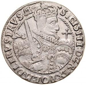 Zygmunt III 1587-1632, Ort 1622, Bydgoszcz.