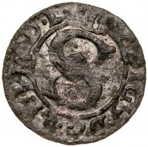 Zygmunt III 1587-1632, Ternar 1624, Łobżenica.