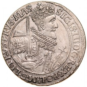 Zygmunt III 1587-1632, Ort 1621, Bydgoszcz. RR.